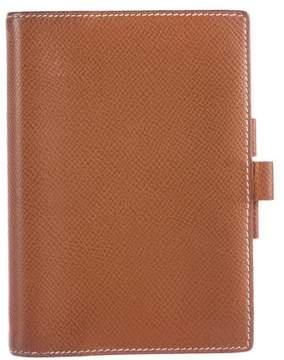 Hermes Mini Vision Agenda Cover - BROWN - STYLE