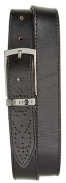 Ted Baker Men's Boxwood Leather Belt