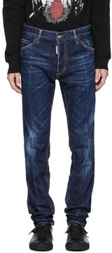 DSQUARED2 Blue Cool Guy Jeans