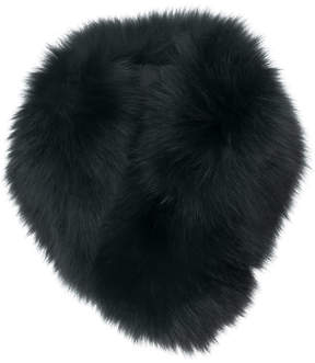 N.Peal fur band collar