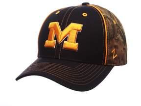 Zephyr Adult Michigan Wolverines Hideaway Snapback Cap