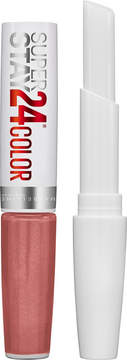 Maybelline SuperStay 24 Liquid Lipstick - Committed Coral