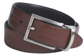 Lord & Taylor Reversible Leather Belt