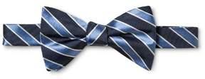 Merona Men's Multi Stripped Bow Tie Navy