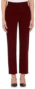 Brock Collection Women's Cotton Corduroy Ankle Trousers