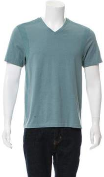 Calvin Klein Collection Textured Short Sleeve T-Shirt w/ Tags