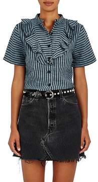 Ace&Jig Women's Fiona Striped Cotton Top