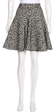 Aquilano Rimondi Aquilano.Rimondi Textured Knee-Length Skirt