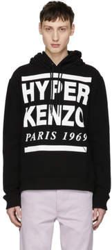 Kenzo Black Hyper Hoodie