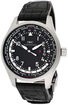 IWC Pilot Woldtimer 326201 Automatic Stainless Steel Watch