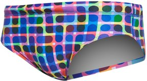 Funky Trunks Men's Inked Classic Brief Swimsuit 8162927