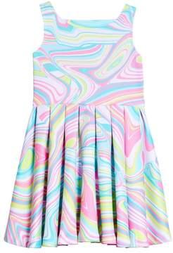 Kate Mack Scuba Skater Dress