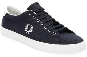 Fred Perry Men's Underspin Knit Low Top Sneakers