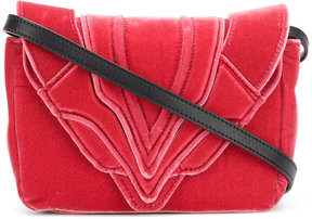 Elena Ghisellini envelope crossbody bag