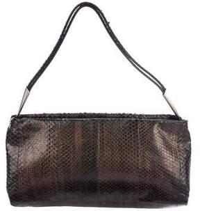 Bottega Veneta Small Snakeskin Bag