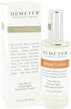 Demeter by Demeter Suntan Lotion Cologne Spray for Women (4 oz)