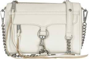 Rebecca Minkoff Mini Mac Crossbody - BIANCO - STYLE