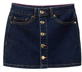 Kate Spade denim mini skirt (Big Girls)