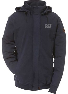 Caterpillar Flame Resistant Sweatshirt with Removable Hoodie (Men's)