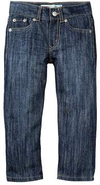 Levi's Straight Leg Jean (Toddler Boys)