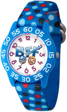 Marvel Emoji Boys Blue Strap Watch-Wma000083