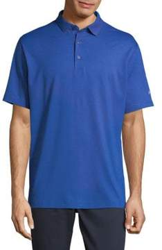 Callaway Short Sleeve Heather Surf Polo Shirt