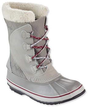 L.L. Bean Women's L.L.Bean Snow Boots, Lace-Up