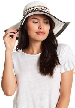Steve Madden Glistening Floppy Hat