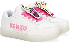 Kenzo patch-embellished sneakers