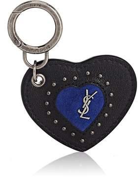 Saint Laurent Women's Heart Key Chain
