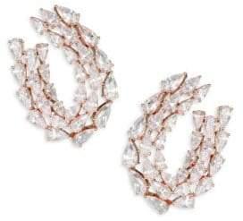 Adriana Orsini Tiered Stud Earrings