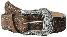 Ariat Zigzag Belt Women's Belts