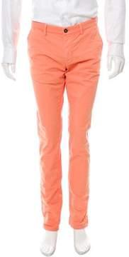 Mason Flat Front Chino Pants