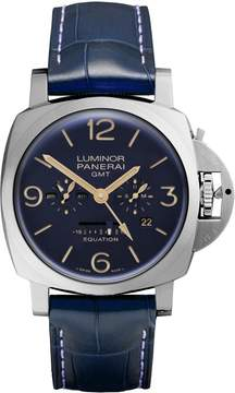 Panerai Luminor 1950 Equation of Time Blue Dial Men's Watch