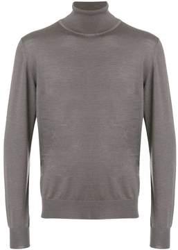 Brioni roll neck sweater