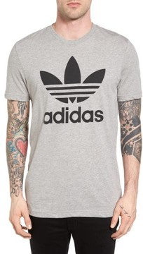 adidas Men's Trefoil Graphic T-Shirt