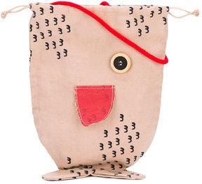 Bobo Choses fish motif bag