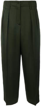 Forte Forte front pleat trousers