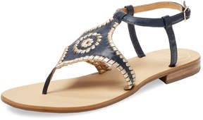 Jack Rogers Women's Maci Low Heel Sandal