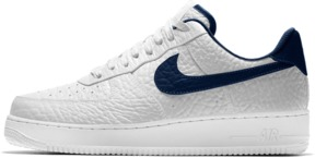 Nike Force 1 Premium iD (New Orleans Pelicans) Shoe