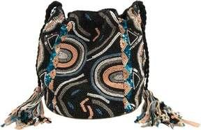 Sam Edelman Abela Beaded Bucket Bag (Women's)