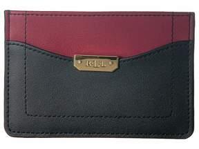 Lauren Ralph Lauren Mini Card Case Handbags