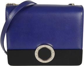 Bulgari Signature Shoulder Bag