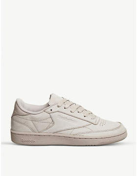 Reebok Club C 85 low-top leather trainers