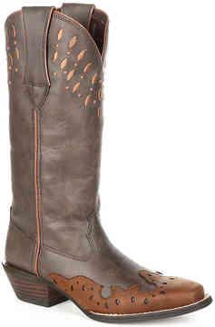 Durango Women's Western Wingtip Cowboy Boot