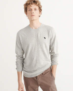 Abercrombie & Fitch Pop Icon Crewneck Sweater