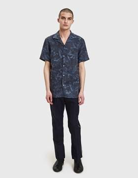 Officine Generale Dario Print Shirt