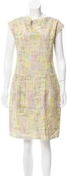 Chanel Tweed Dress