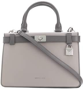 MICHAEL Michael Kors Tatiana Small Leather Shoulder Bag