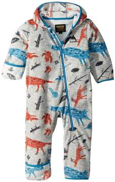Burton Minishred Fleece One-Piece Kid's Jumpsuit & Rompers One Piece